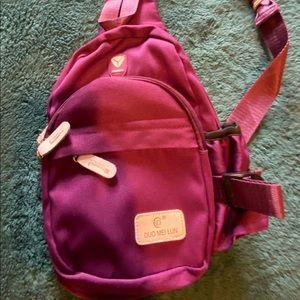 Handbags - Mini crossbody backpack